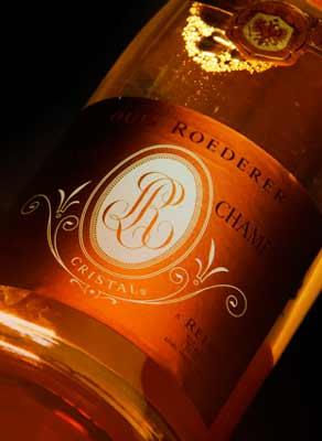 продать шампанское Cristal от Louis Roederer