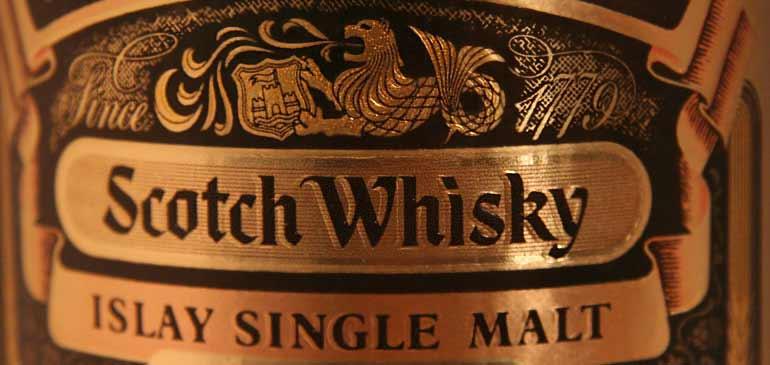 Как продать шотландский виски.