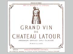 Chateau Latour french wine